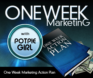 one week marketing review