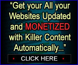 Killer Content Banner