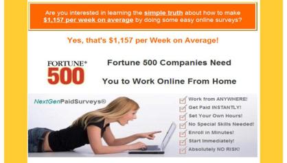 Nextgen Paid Surveys Review