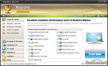 Registry Winner Review
