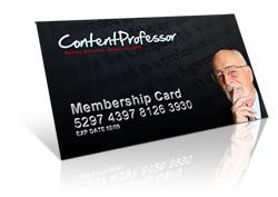 Content Professor Review
