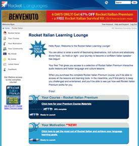 Rocket Italian Review