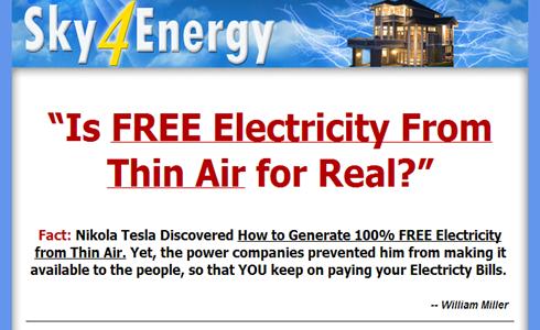 Sky 4 Energy Review