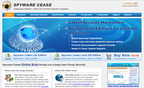 Spyware Cease Review