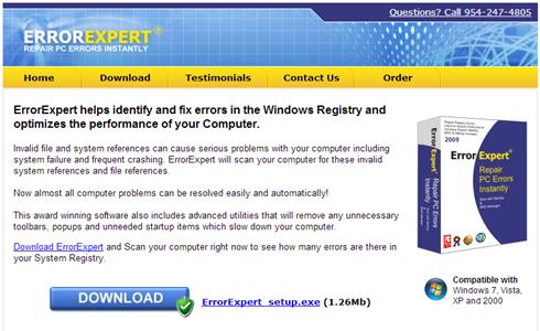 Error Expert Review